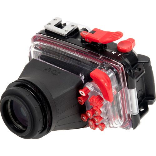 AOI LCD Magnifier for OLYMPUS TG Housing (2.3x Magnification)