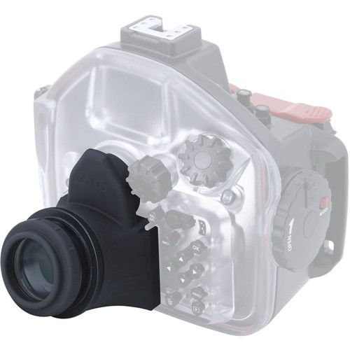 AOI LCD Magnifier for OLYMPUS E-M1MKII Housing PT-EP14 (2.3x Magnification)