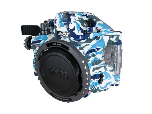 AOI Housing for Olympus OM-D E-M5 Mark III (Camouflage)