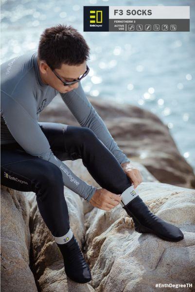 Enth Degree F3 Socks
