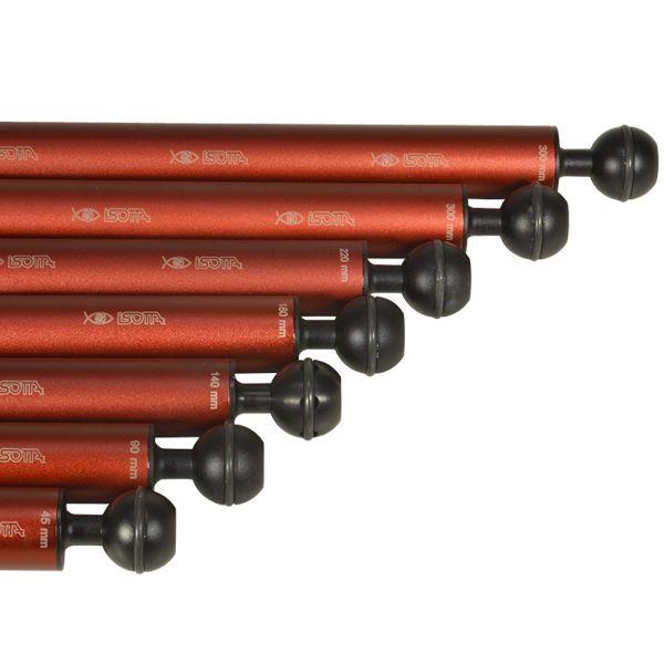 ISOTTA Float Arm Aluminium length 180 mm (+11 gr)