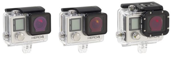 Color Filter Set for HERO3/3+/4