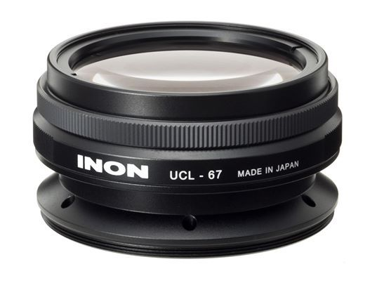 INON UCL-67 M67 Underwater Close-up Lens