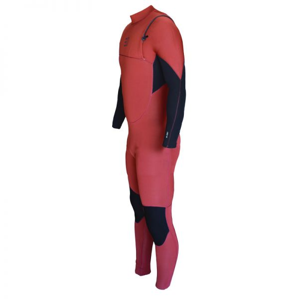 ชุดดำน้ำชาย Enth Degree Kenetic Zipless Steamer Male Red 3/2