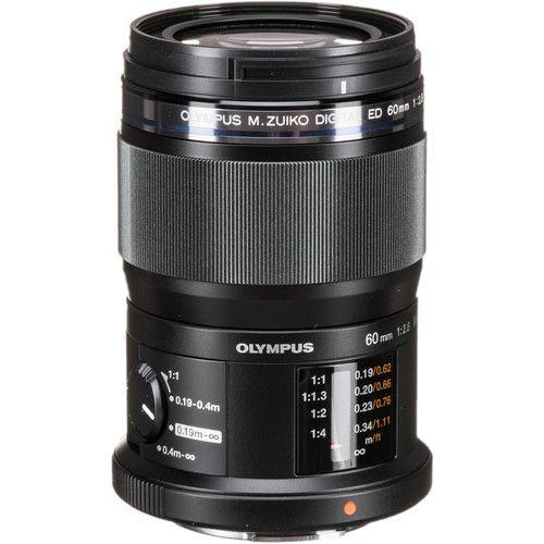 OLYMPUS M.ZUIKO DIGITAL ED 60mm F2.8 / Macro Prime