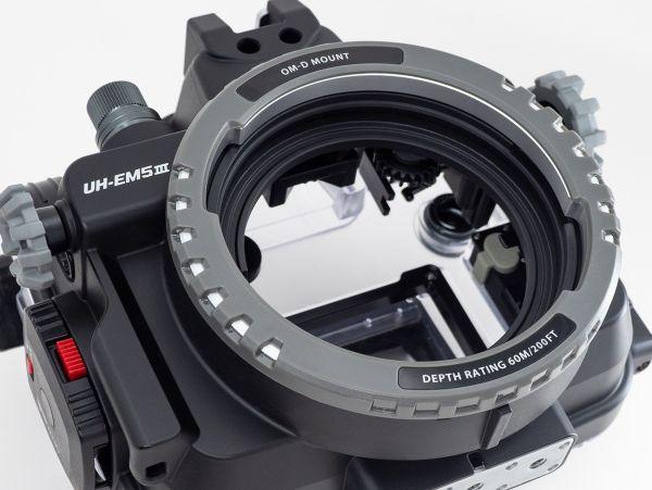 AOI Housing for Olympus OM-D E-M5 Mark III (Black)