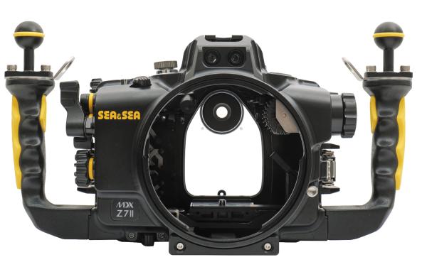 SEA&SEA HOUSING MDX-Z6II/Z7II Housing For NIKON Z6/Z7 1&2  (Leak sensor as standard)
