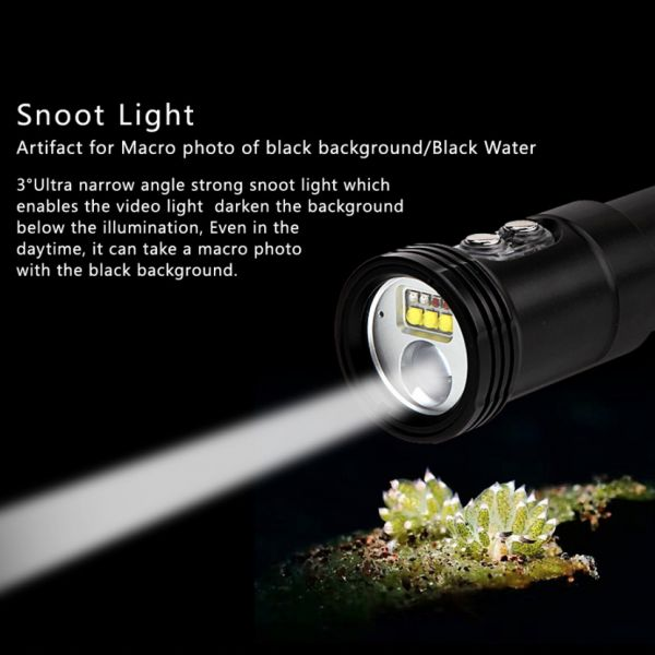 X-Adventurer M2500-WSRBA 4in1 Smart Focus Video Light