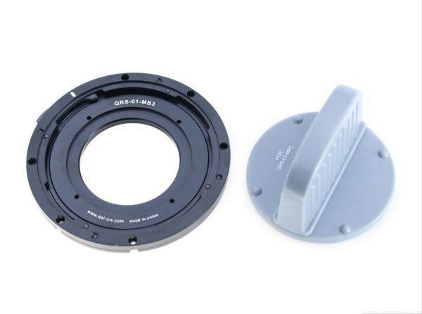 AOI Quick Release System 01 Mount Base for M52 Flat Ports