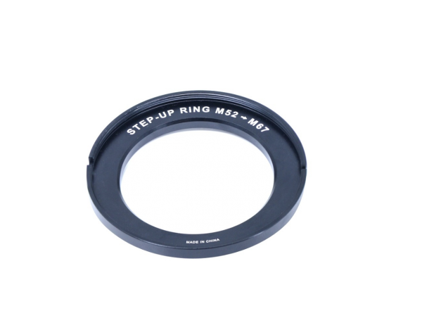 AOI Step-up Ring M52 to M67