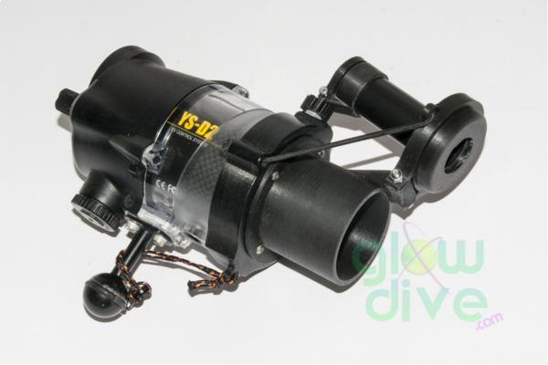 Glowdive Snoot for SEA&SEA YS-D2/D1