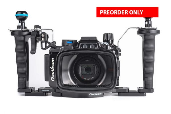 NA-RX100VII Pro Package (Inc. flexitray, right handle, two mounting balls, M14 vacuum valve, shutter extension)