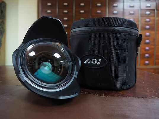 AOI UWL-09 Super Sharp Wide Angle Wet Lens (M67 Thread, 130degree field of view)