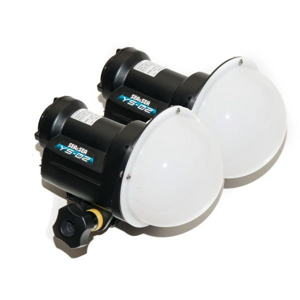 Glowdive Diffuser SET for SEA&SEA YS-01/Olympus UFL-3