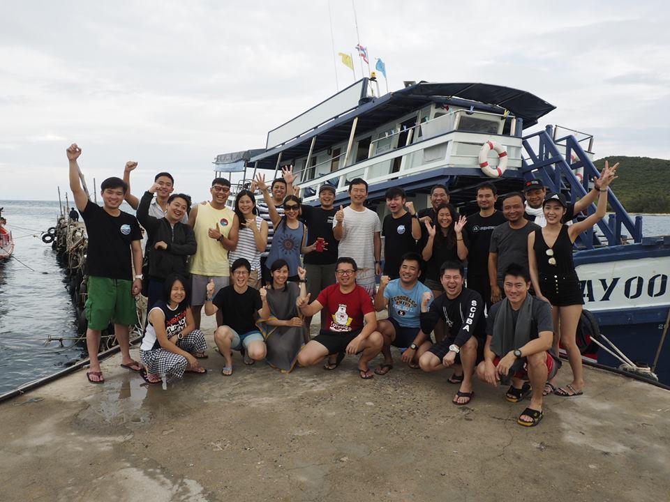 Olympus Underwater Photography Workshop 2018